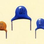 智旭JEC中高压陶瓷电容器温度补偿型CLASS1