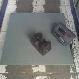白城市3吨电子地磅秤厂家供应