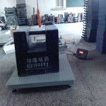 锦州市《1吨电子地磅秤》【厂家直销】图片