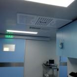 医用等离子吊顶式空气消毒机 超薄 动态层流型净化