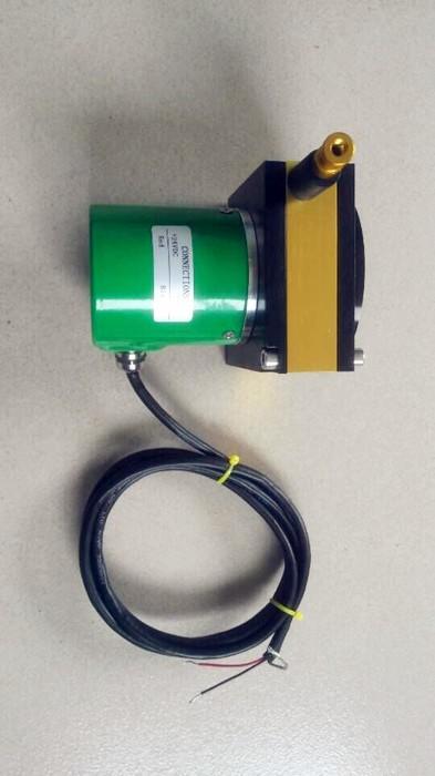 烟台青岛SF60模拟量3米拉线编码器4-20MA输出