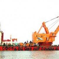 挖泥船 恒圣矿沙机械 绞吸式挖泥船