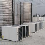 四川工地电热水器、工人洗澡专用空气能热水器