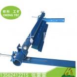 DT3EJP5合金橡胶清扫器 头部滚筒合金清扫器