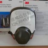 3M 6800喷漆专用面具 主体