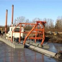 挖泥船、恒圣矿沙机械(图)、机械挖泥船