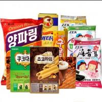 食品零食进口清关深圳代理,疑难杂症货物包税进口到中国。