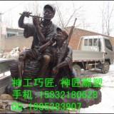 革命红军-红军战士-人物肖像雕塑-山西神匠雕塑有限公司