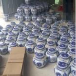 景德镇陶瓷罐子定做厂家 陶瓷罐批发