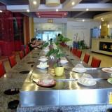 高吧台式韩式寿司旋转设备 回转输送设备