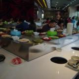 北京转转寿司火锅设备