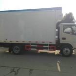 东风多利卡1-5吨冷藏车价格,河南冰熊冷藏车报价