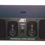 ALD厂家直销D8000/1600W大功率放大器