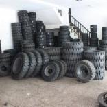 叉车轮胎、工程车轮胎