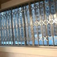 西安防盗网活动防护窗哪家比较好——防盗窗代理商