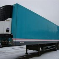 浙江冷链运输车,大型冷藏车,半挂冷藏车