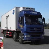 厂家直销青驰牌 解放9.6米冷藏车 锡柴发动机 260马力