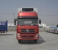 厂家直销青驰牌 东风乘龙9.6米冷藏车国四冷藏车 康明斯发动