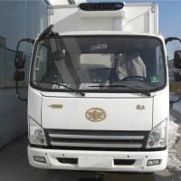 东营冷藏车保温车,东营冷鲜肉运输车,东营4.2米小型冷藏车