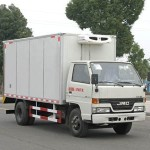 厢式货车价格  厢式物流车制造  河南中光学神汽厢式冷藏车