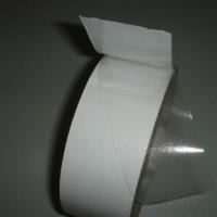 PET透明网格双面胶 自导排气网格双面胶