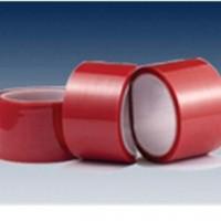 红色离型纸接驳胶带 人造革接驳胶带