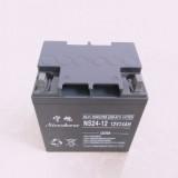 蓄电池12V24AH