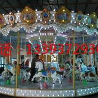 河南坤虎游乐 旋转木马 转马价格 大型游乐场游乐设备