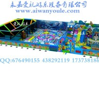 江苏  儿童乐园 室内淘气堡
