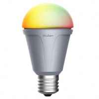 6W彩色球泡灯02型/04型-物联传感智能家居照明系统