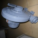 CX-1/4透浦式中压鼓风机