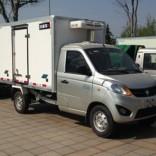 威海小型冷藏车冷冻车,2.9米冷藏车,小型海鲜冷藏车,冷藏厢