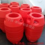 赣州塑料浮体厂家 水电站拦渣浮漂 抗老化疏浚抽砂管浮桶