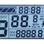 测速仪液晶屏