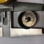 缝纫机梭芯冷镦成型机