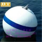 直径12英寸穿孔浮球 反光贴吊环浮球 优质拦污浮漂
