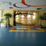泰安幼儿园专用PVC塑胶地板