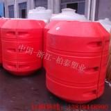 青岛海上大型管道浮体 抗老化输油管浮桶 工程安装聚乙烯浮体
