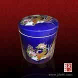 景德镇陶瓷骨灰罐,骨灰坛批发厂家