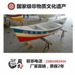 木船厂家供应手划船欧式木船装饰船厂家生产直销