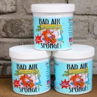 ���ô�Bad air sponge ����ŵ��ź��˵���۲�
