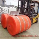 江门核电站拦污挂网塑料浮筒