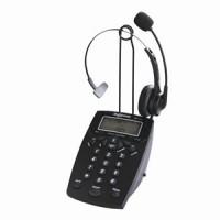 广东金融行业用呼叫中心话务耳机电话 首选贝恩厂家