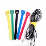 魔术贴绑带 电源线魔术贴绑带 魔术贴电线捆绑带