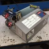 织带剪切断带机 数字智能裁切机 魔术贴裁剪微电脑冷切带机