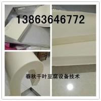 香豆腐加工设备多少钱13863646772全套千叶豆腐加工设