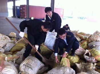 铅锌矿进口如何报关广州铜矿清关代理黄埔港锌矿进口流程