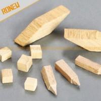 广盛源耗材提供 专业用于不锈钢材质饰品抛光的 木粒磨料
