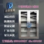 铁力食品厂不锈钢更衣柜价格 不锈钢储物柜器械柜厂家定制