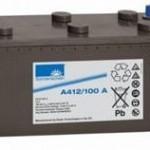 上海12V100AH德国阳光蓄电池A412/100A